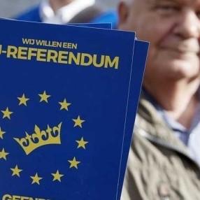 Оприлюднені дані екзит-полу референдуму в Нідерландах
