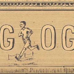 Один зі своїх дудлів Google присвятили відродженню Олімпійських ігор (відео)