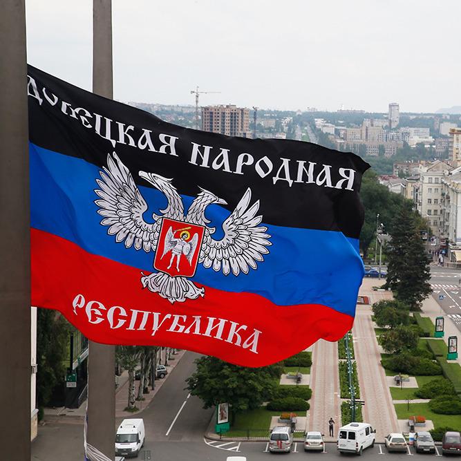 «ДНР» запустила електропотяг Ясинувата - кордон Росії