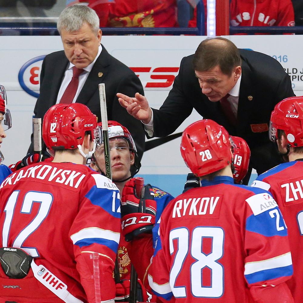 Більшість хокеїстів російської збірної викрили у використанні допінгу