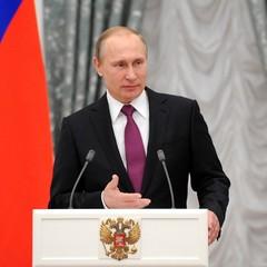 Путін визнав, що операція у Сирії не була для боротьби з ІДІЛом