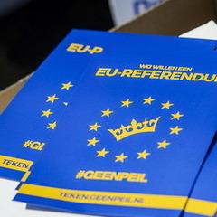 Опитування: чому голландці не прийшли на референдум