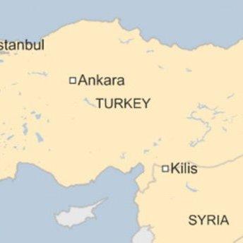 Сирія завдала удару по турецькій провінції