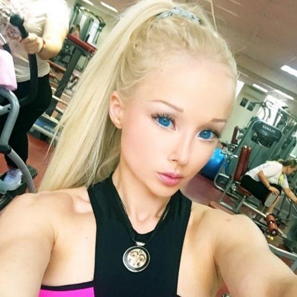 Одеська Барбі показала відверті знімки з тренувань