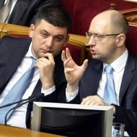 У «Народному фронті» заявляють про голосування в єдиному пакеті за відставку Яценюка і призначення Гройсмана