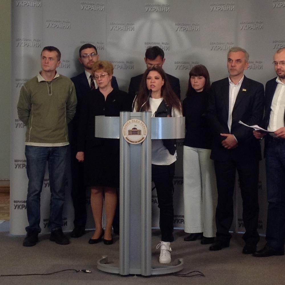 Руслана погрожує Порошенку через знищення українських лісів