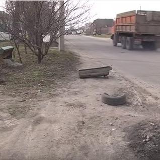 Журналіст показав, як росіяни виживають у глибинці (відео)