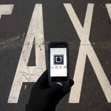 В Аргентині заборонили сервіс Uber