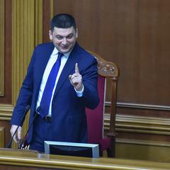У Раду внесено законопроект про призначення нового прем'єр-міністра