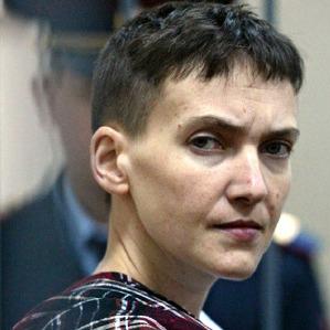 Сестра Савченко розповіла про стан полоненої