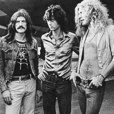 «Led Zeppelin» звинувачують у плагіаті