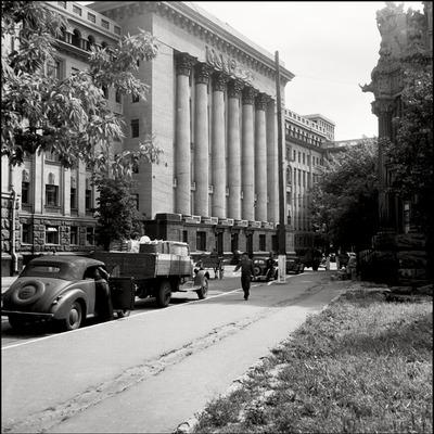 Як виглядав центр Києва під час Великої вітчизняної війни. ФОТО