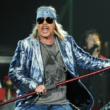 Відомий співак став солістом AC/DC