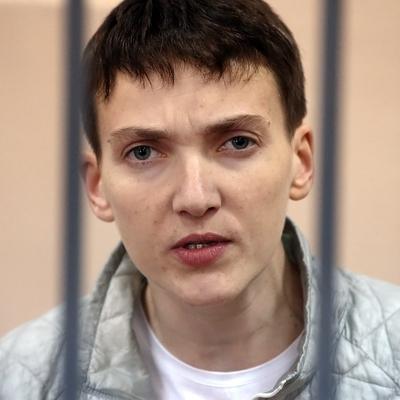 Савченко звернулася до Мінюсту з вимогою повернути її в Україну