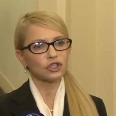 Тимошенко оцінила вибори Гройсмана і дала пораду європейським країнам