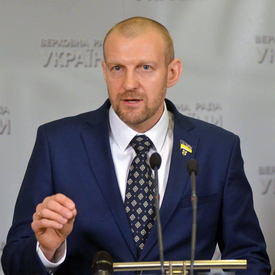 Нардеп різко висловився про наміри Григоришина отримати українське громадянство