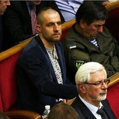 «Козак» Гаврилюк перестав носити камуфляж