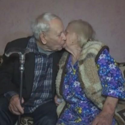 У Дніпропетровську 100-річні дідусь і бабуся відсвяткують коронне весілля