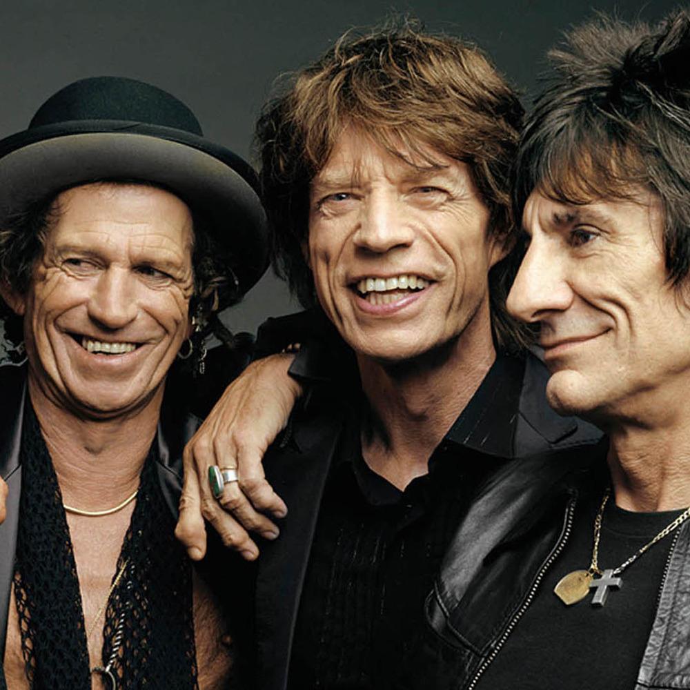 В The Rolling Stones відповіли на критику Юрія Лози