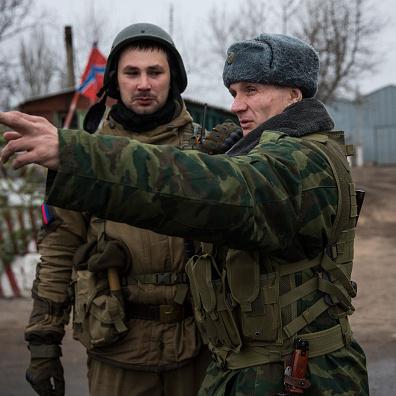 Російські бойовики масово написали рапорти про звільнення