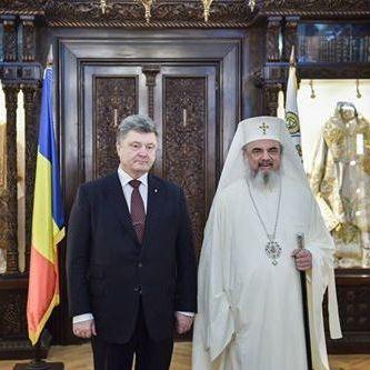 Президент домовився про богослужіння українською мовою у Румунії