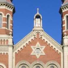 В Чехії невідомі замазали фекаліями синагогу