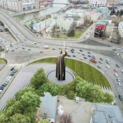 У Росії продемонстрували проект пам'ятника київському князю Володимиру (фото)