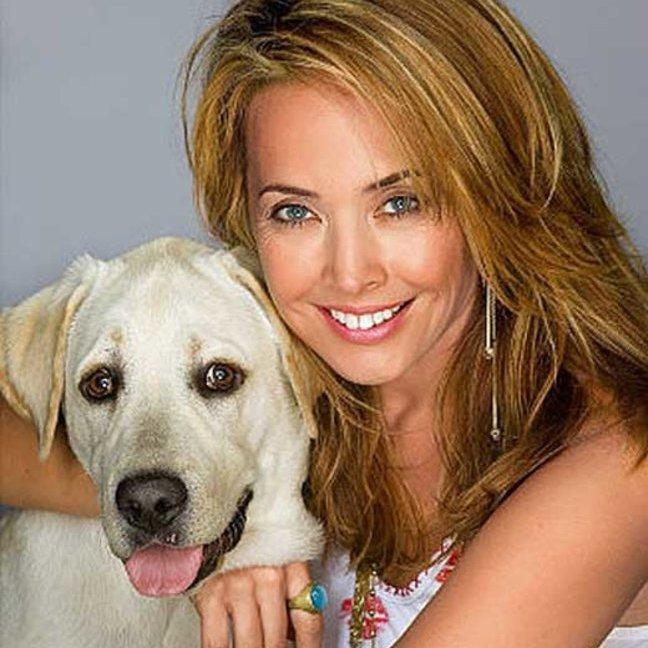 Хворій на рак собаці Жанни Фріске стало ще гірше