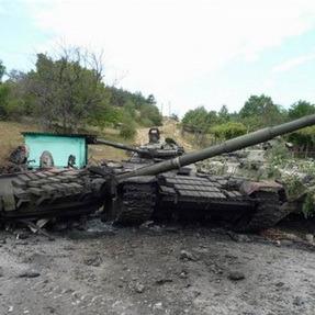 Бойовики обстріляли з БМП позиції бійців АТО