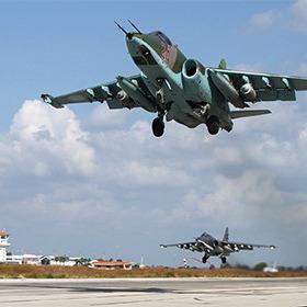 Російські війська в Сирії обстріляли військові літаки Ізраїлю - ЗМІ