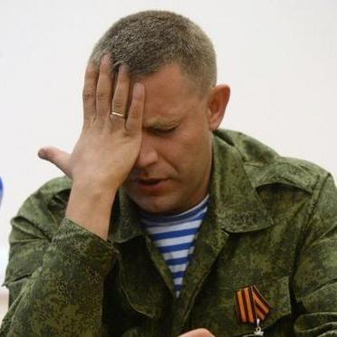 Ватажок терористів оприлюднив відеокомпромат на Захарченка (ВІДЕО)