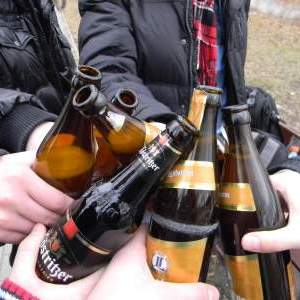 У Києві каратимуть любителів розпивати пиво на вулиці