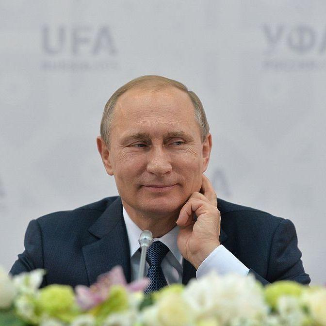 Путін став володарем персня