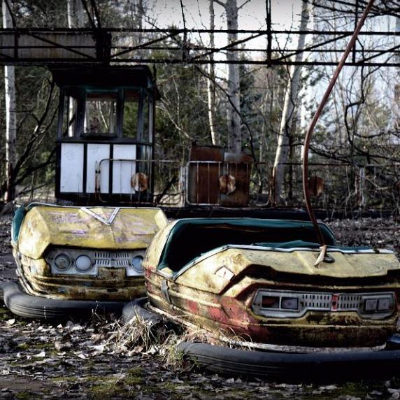 Туризм у зоні Чорнобильської АЕС: побачити, як зупинився час