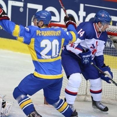 Збірна України виграла чемпіонат світу з хокею
