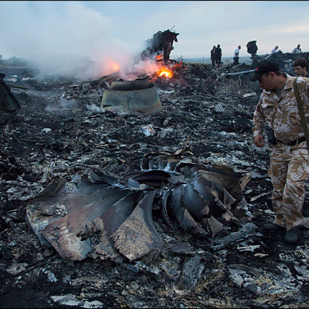 ВВС покаже фільм-розслідування про винних у трагедії Boeing MH17 над Донбасом