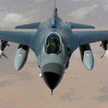 Норвезький винищувач F-16 помилково обстріляв диспетчерську вишку з офіцерами