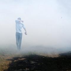 У Росії чабан підпалив ліс, щоб налякати снігового барса