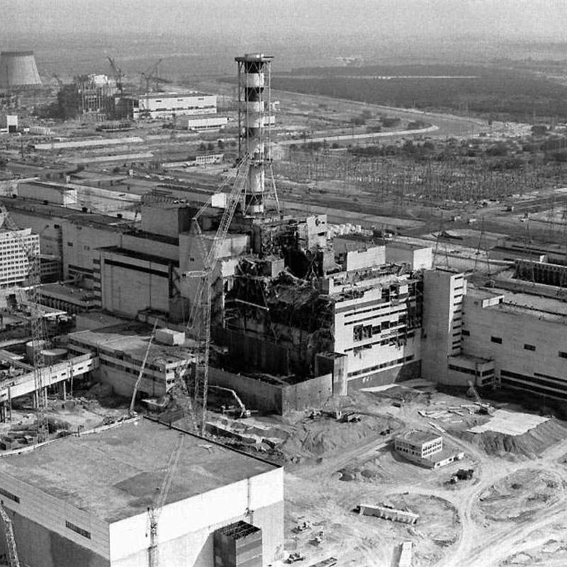 ЄДНІСТЬ : День в історії: 30 років тому сталася Чорнобильська ...