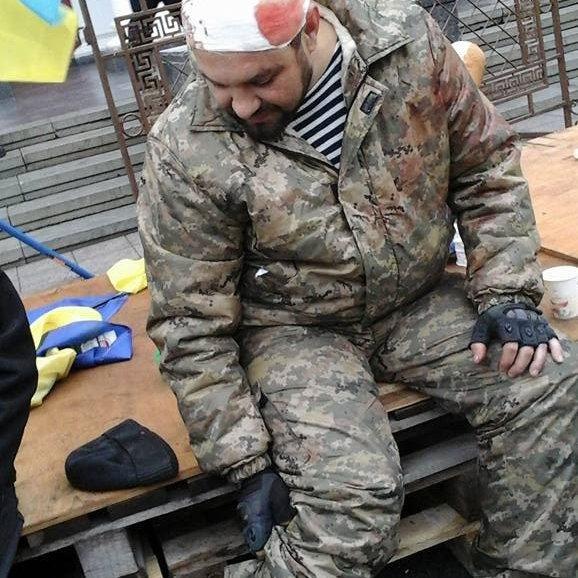 В Одесі «тітушки» розгромили майдан проти мера Труханова