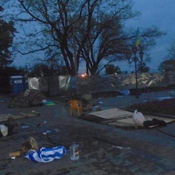 В Одесі активісти заблокували будівлю міськради