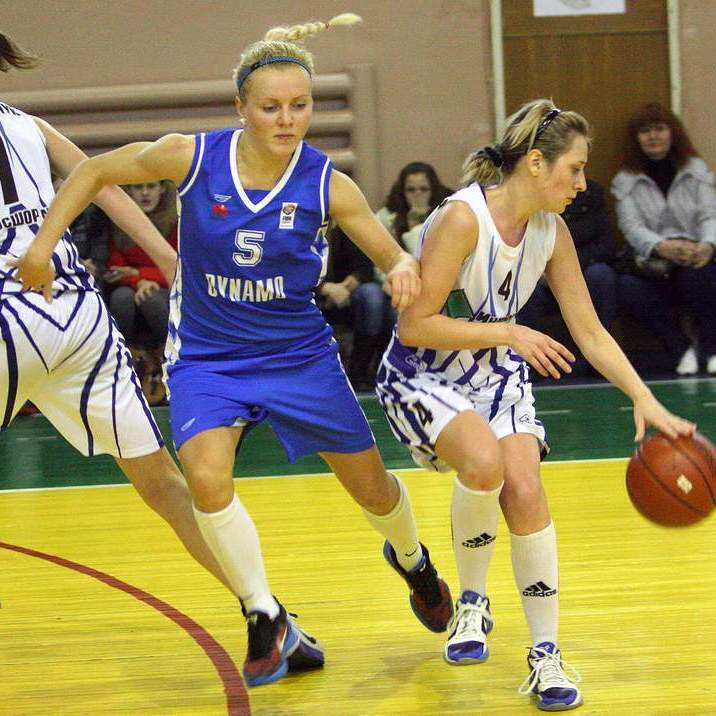 Одеська жіноча команда стала чемпіоном України з баскетболу