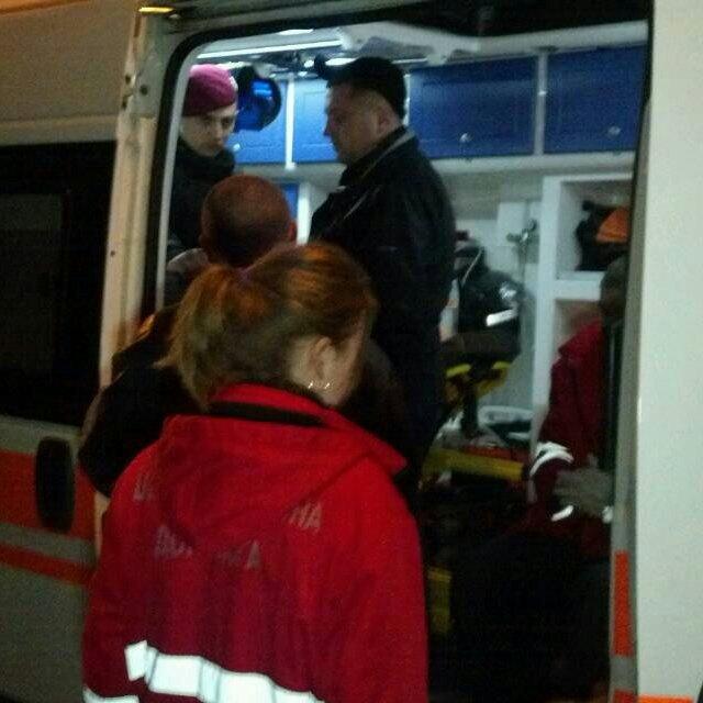 У Києві чоловік вистрілив поліцейському в голову