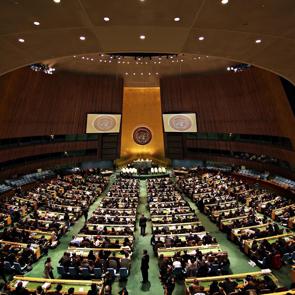 В ООН хочуть заснувати фонд допомоги чорнобильцям