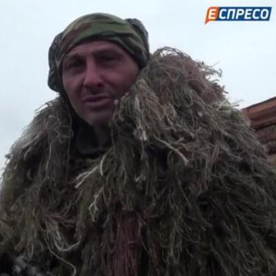 Бойовики оголосили велику нагороду за українського снайпера