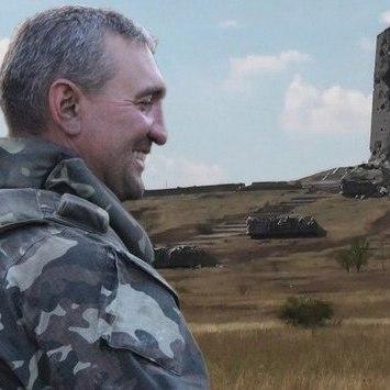 Київський військовий ліцей очолив герой оборони Савур-Могили