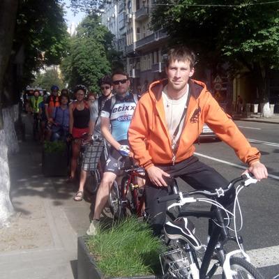 Завтра у столиці на велосніданок з'їдуться учасники акції «Велосипедом на роботу»