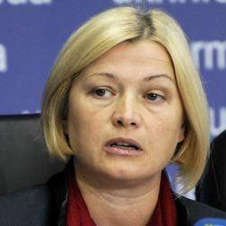Ірину Геращенко не хотіли пускати на Мінські переговори