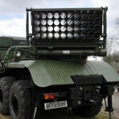 На полігоні презентували новітню українську зброю