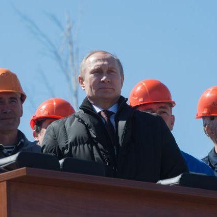 Путін виніс догани віце-прем'єру і голові Роскосмоса за ганьбу із запуском ракети